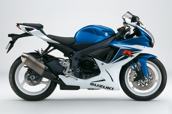 motorcycle photo SUZUKI - GSX-R 600(2016) SPORT