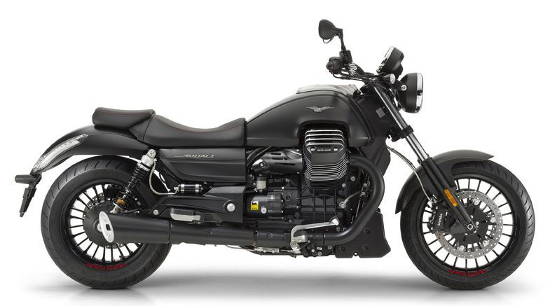 motorcycle photo MOTO GUZZI - AUDACE(2016) CUSTOM