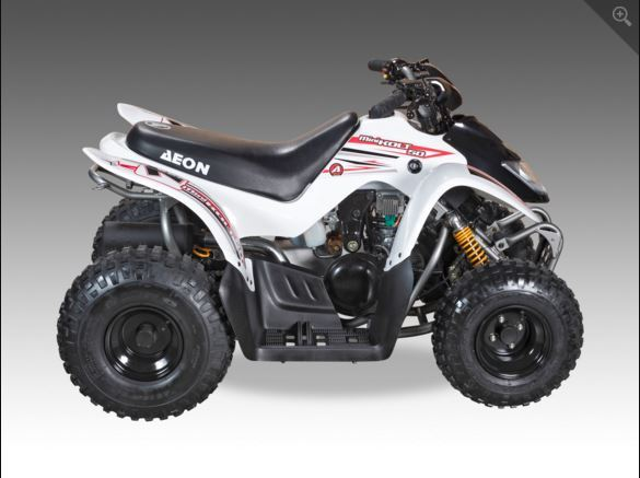 motorcycle photo AEON - MINICOLT 50(2016) ATV