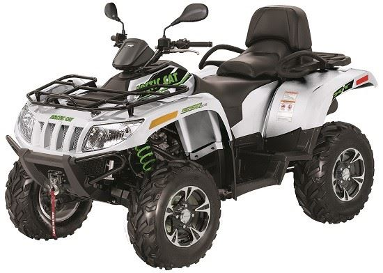 motorcycle photo ARCTIC CAT - 550i XT TRV Αγροτικό(2016) ATV