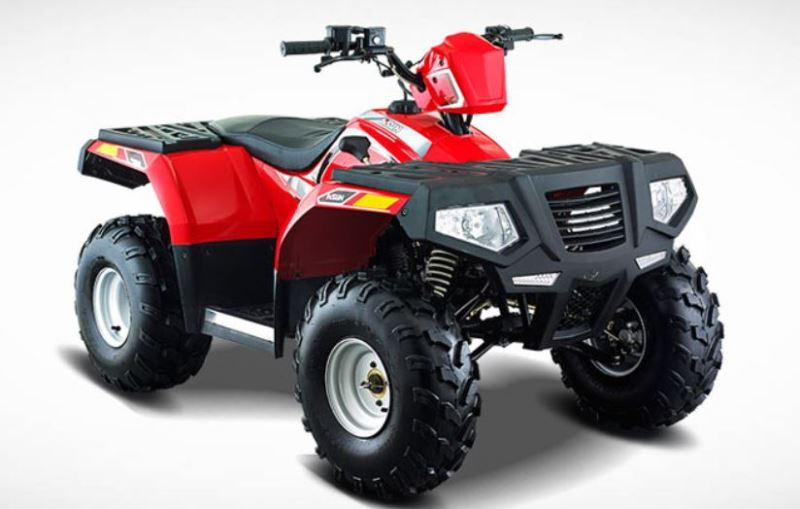 motorcycle photo GTK MOTO - GTK 110 ATV(2016) ATV