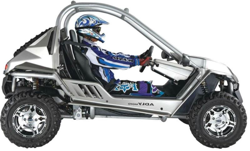 motorcycle photo ADLY - MINI CAR 320 OFF ROAD(2016) BUGGY
