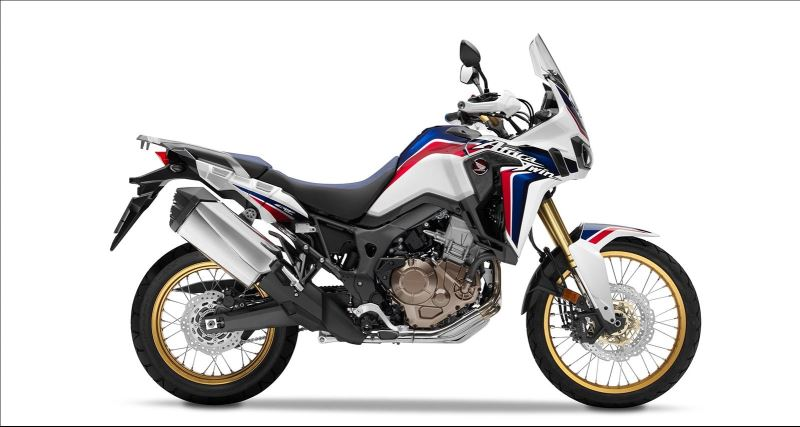 motorcycle photo HONDA - CRF 1000 L AFRICA TWIN ABS Sp. Colour (2016) ON-OFF