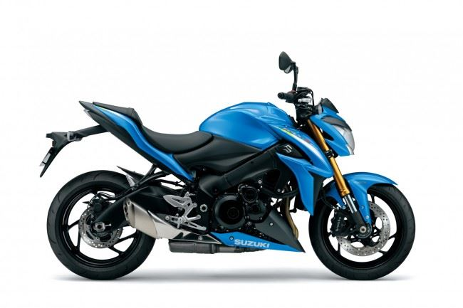 motorcycle photo SUZUKI - GSX-S1000 ABS(2016) STREET