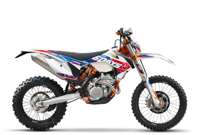 motorcycle photo KTM - 450 EXC SIX DAYS(2016) ENDURO