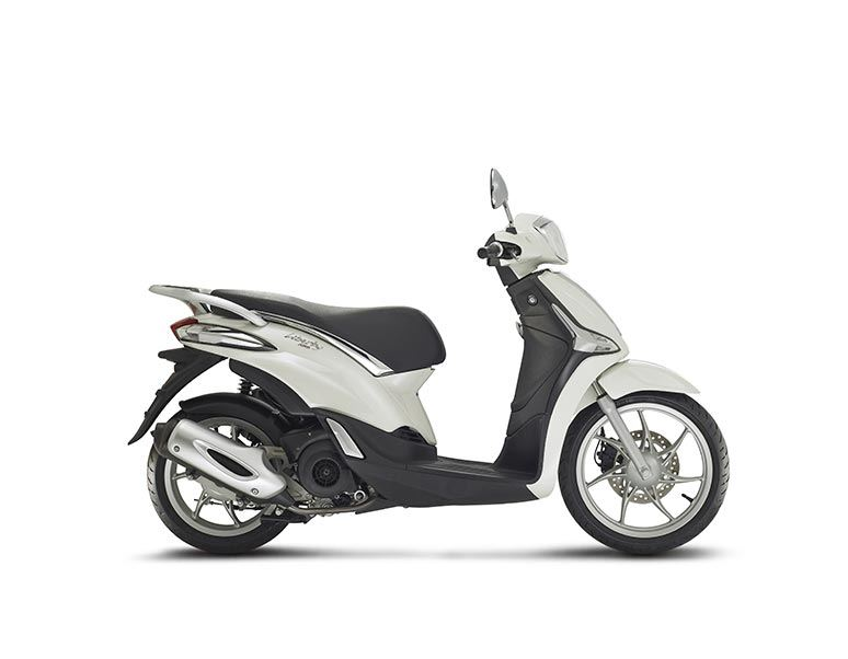motorcycle photo PIAGGIO - LIBERTY 125 I-GET ABS(2016) SCOOTER