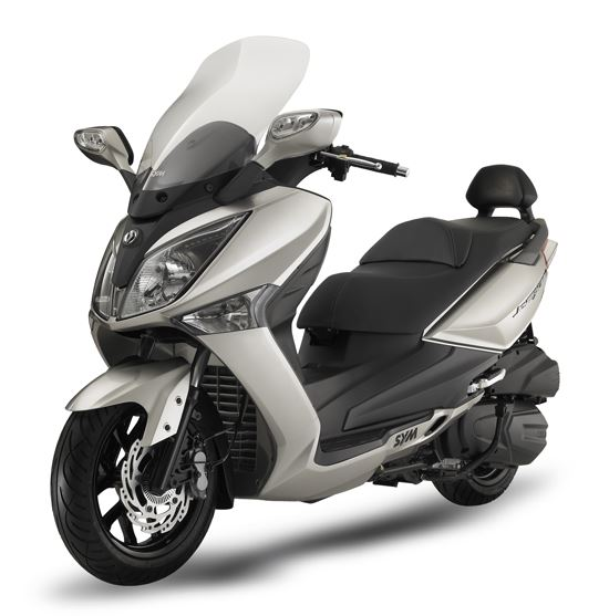 motorcycle photo SYM - GTS 300i ABS Start & Stop(2016) SCOOTER