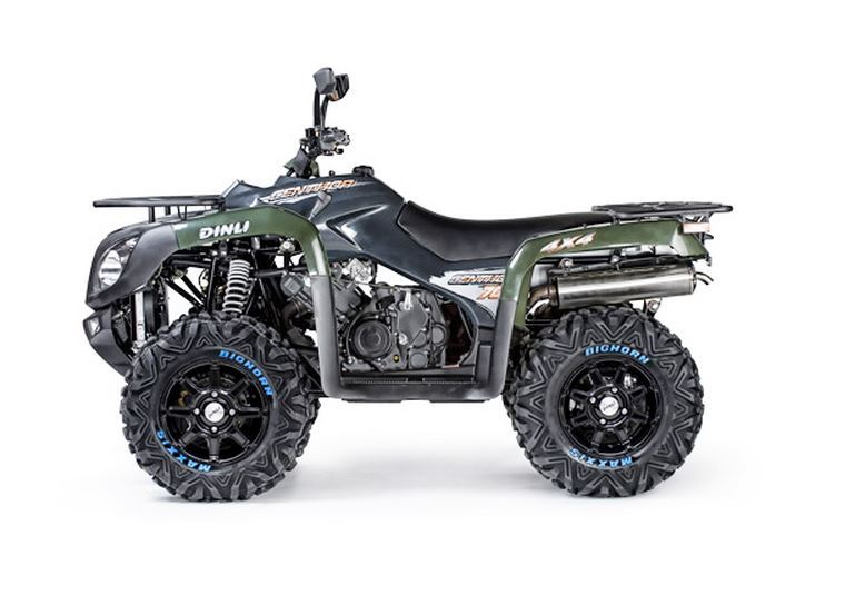 motorcycle photo DINLI - CENTHOR 700 EFI(2016) ATV