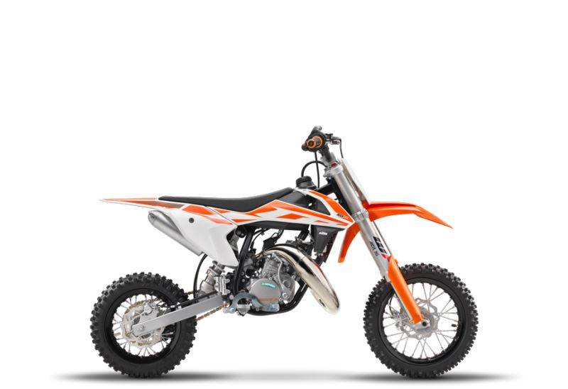 motorcycle photo KTM - 50 SX(2017) MX