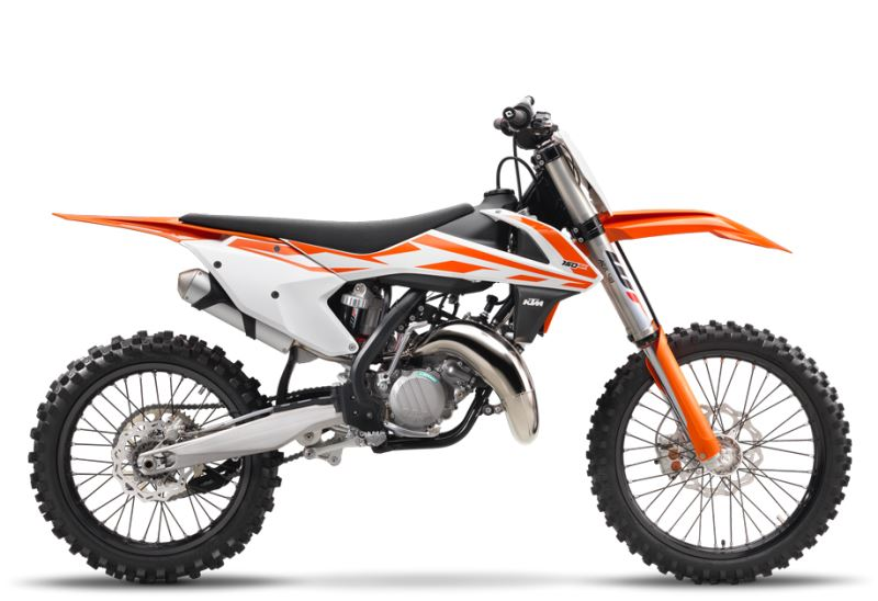 motorcycle photo KTM - 150 SX(2017) MX