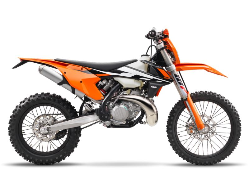 motorcycle photo KTM - 300 EXC(2017) ENDURO