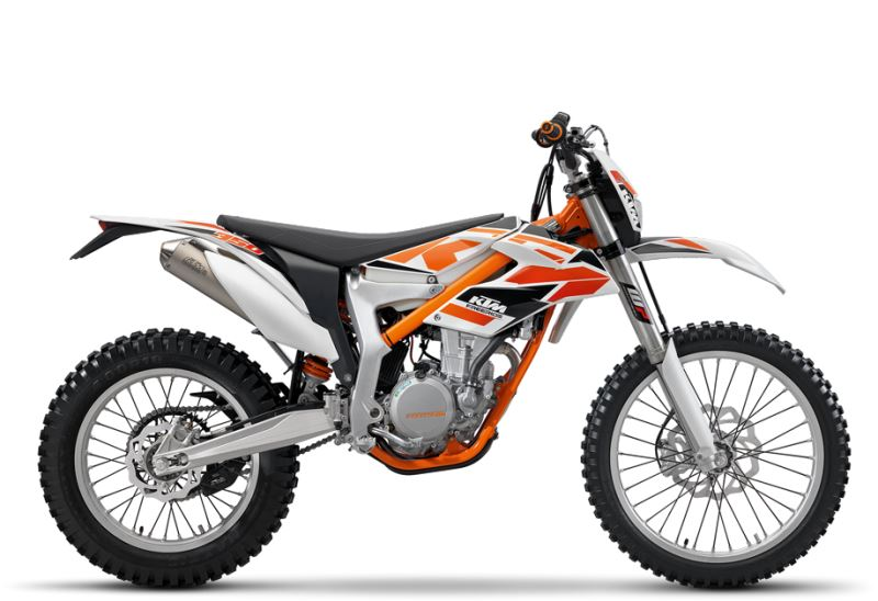 motorcycle photo KTM - FREERIDE 350(2016) ENDURO