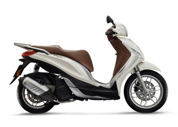 motorcycle photo PIAGGIO - MEDLEY 125 ABS(2016) SCOOTER