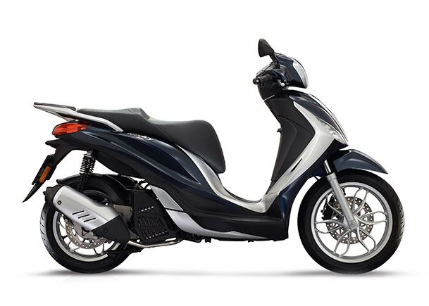 motorcycle photo PIAGGIO - MEDLEY 150 ABS(2016) SCOOTER
