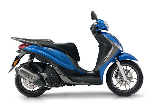 motorcycle photo PIAGGIO - MEDLEY S 125 ABS(2016) SCOOTER