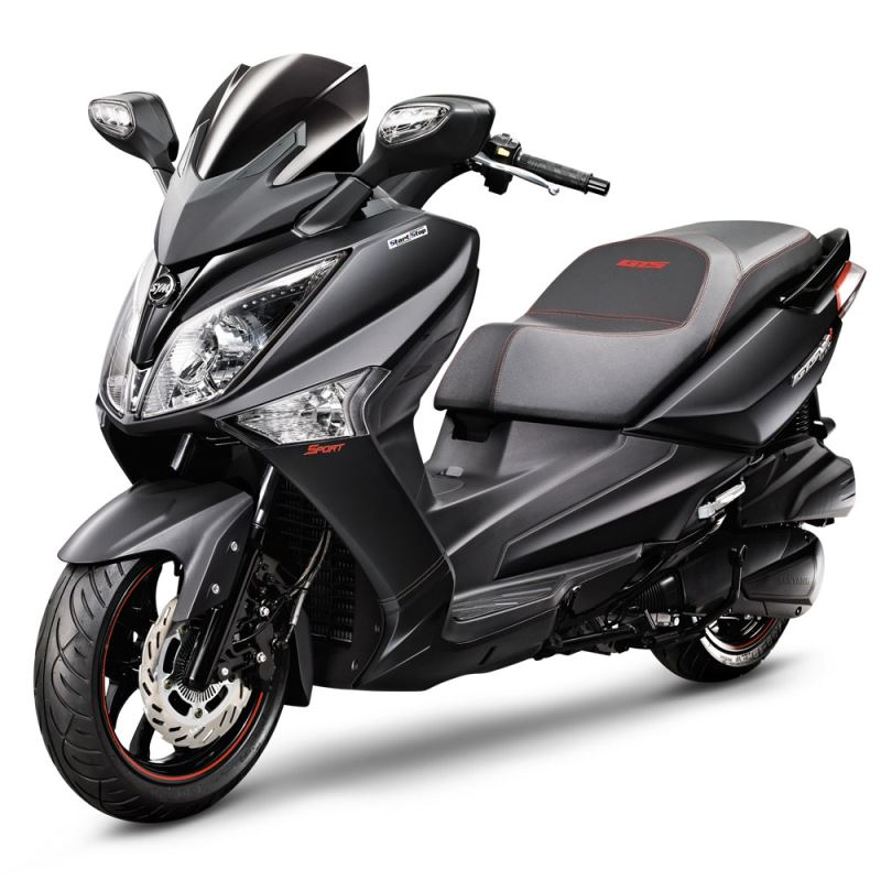 motorcycle photo SYM - GTS 300i ABS SPORT Start & Stop(2016) SCOOTER