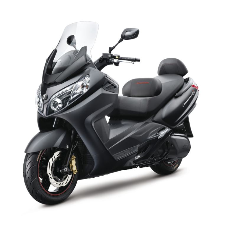 motorcycle photo SYM - MAXSYM 600i ABS SPECIAL EDITION(2016) SCOOTER
