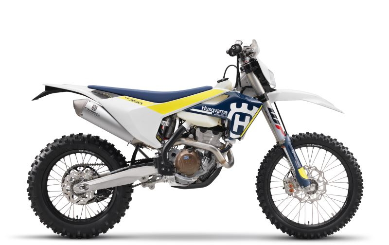 motorcycle photo HUSQVARNA - FE 350(2017) ENDURO