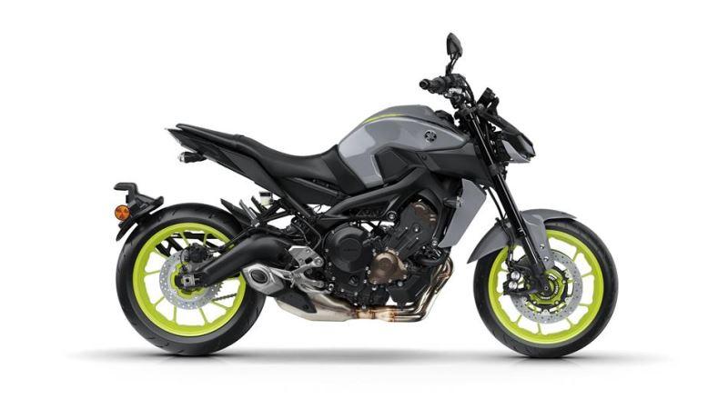 Yamaha MT-09 2014   Motor-Forum