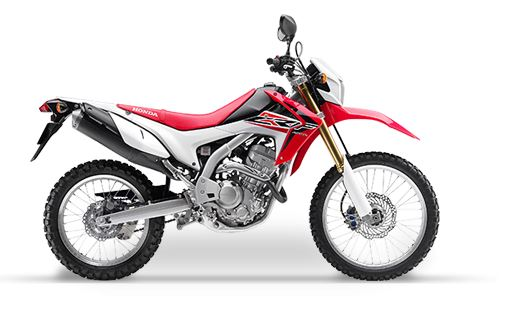 motorcycle photo HONDA - CRF 250L(2017) ENDURO