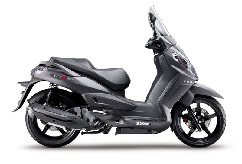 motorcycle photo SYM - CITYCOM S 300i CBS(2017) SCOOTER