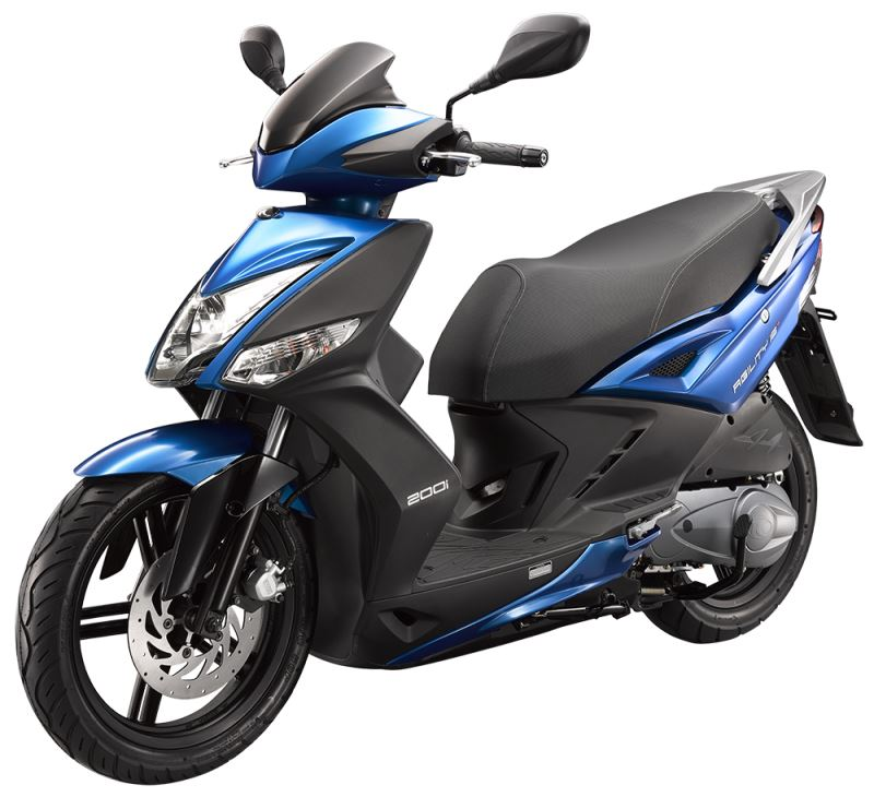 motorcycle photo KYMCO - AGILITY 16plus 200i(2017) SCOOTER