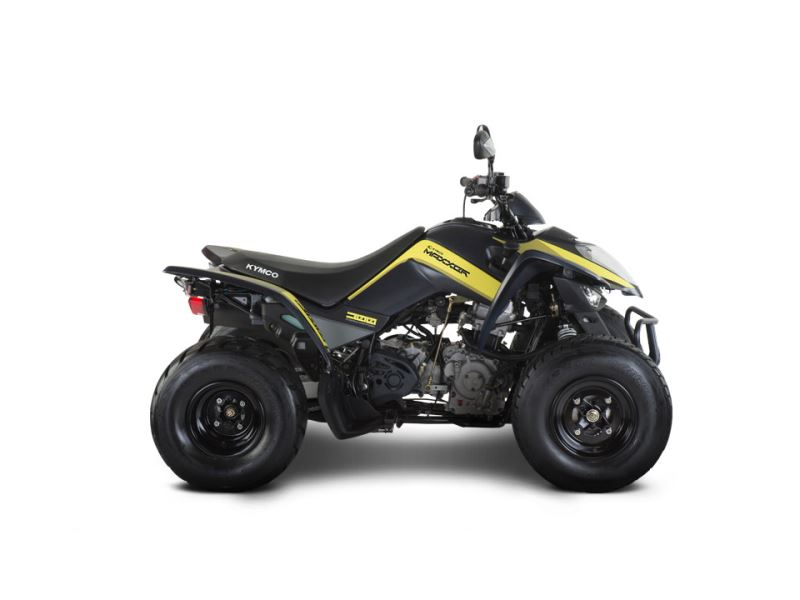 motorcycle photo KYMCO - MAXXER 300 SUPER MOTO(2017) ATV
