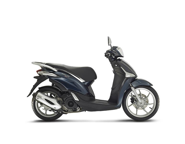 motorcycle photo PIAGGIO - LIBERTY 125 I-GET ABS(2017) SCOOTER