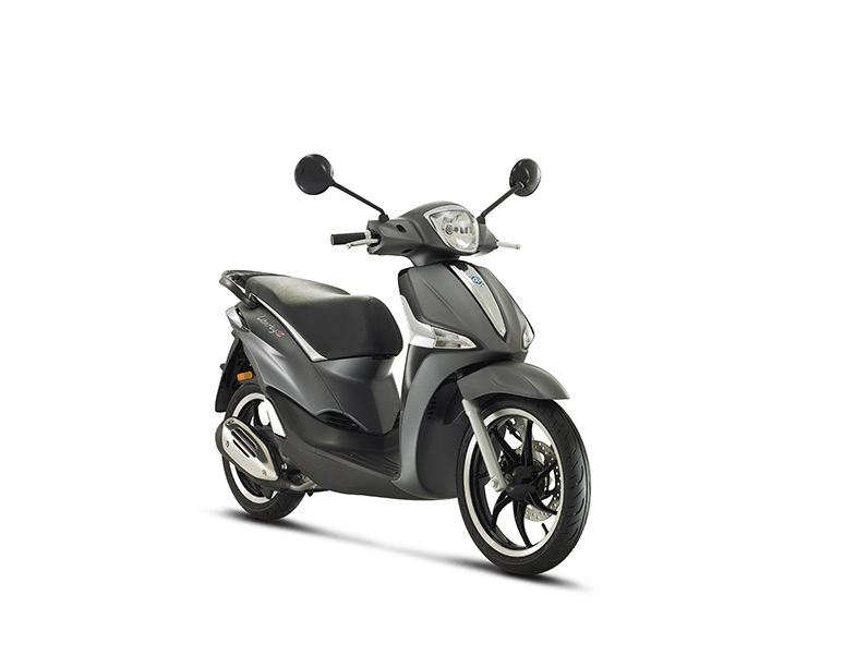 motorcycle photo PIAGGIO - LIBERTY S 50 I-GET(2017) SCOOTER