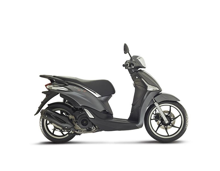 motorcycle photo PIAGGIO - LIBERTY S 150 I-GET ABS(2017) SCOOTER
