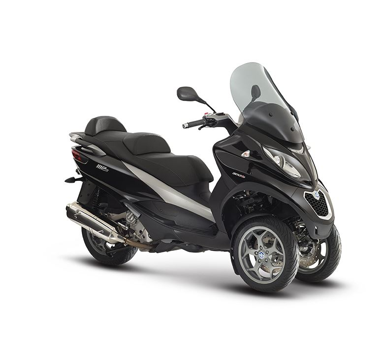 motorcycle photo PIAGGIO - MP3 LT BUSINESS 500 IE ABS(2017) SCOOTER