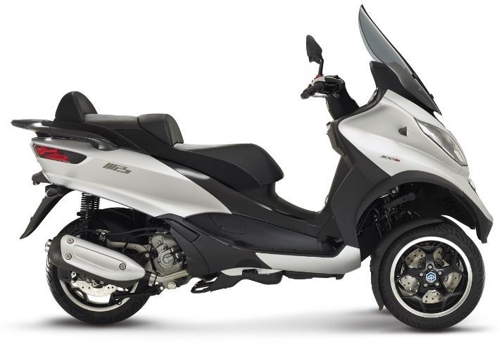 motorcycle photo PIAGGIO - MP3 LT SPORT 300IE ABS(2017) SCOOTER