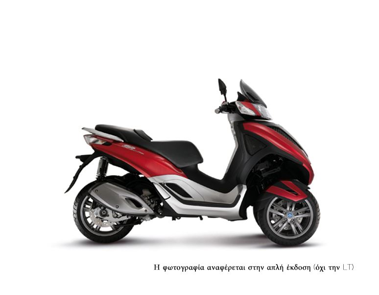 motorcycle photo PIAGGIO - MP3 YOURBAN LT 300 IE(2017) SCOOTER