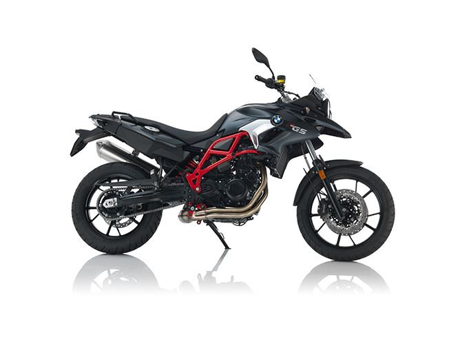 motorcycle photo BMW - F 700 GS(2017) ON-OFF