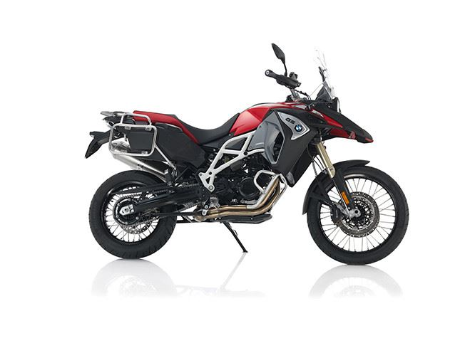 motorcycle photo BMW - F 800 GS ADVENTURE(2017) ON-OFF