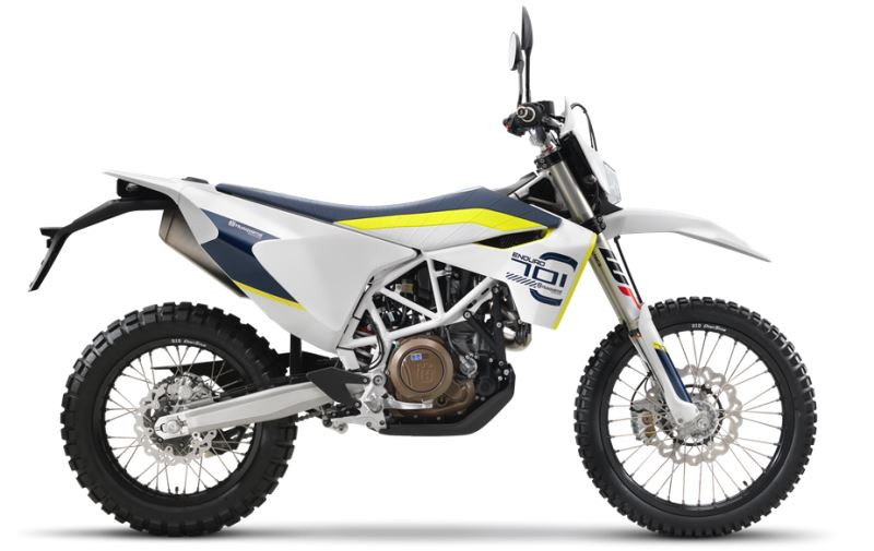 motorcycle photo HUSQVARNA - 701 ENDURO(2017) ENDURO