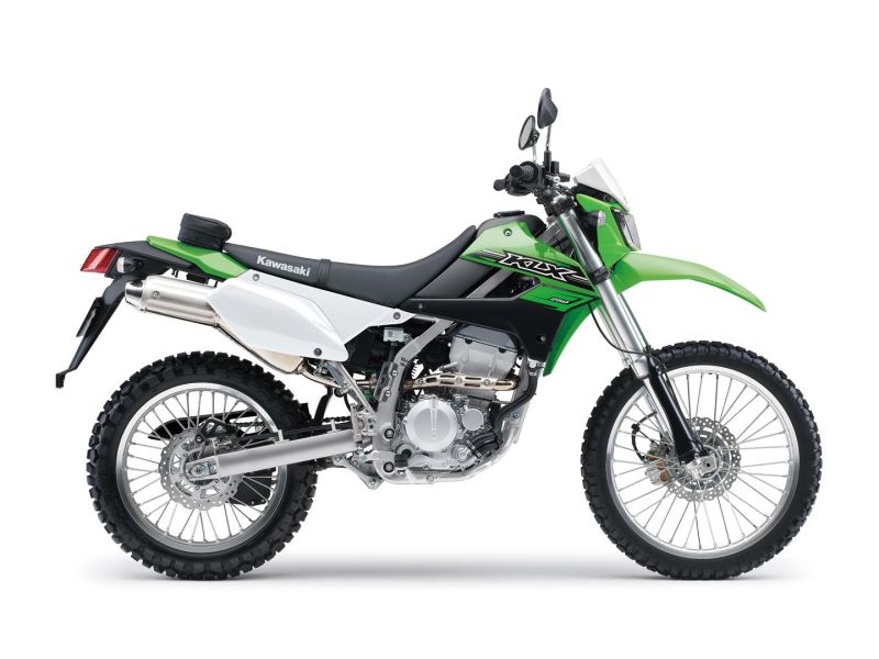 motorcycle photo KAWASAKI - KLX250(2017) ENDURO