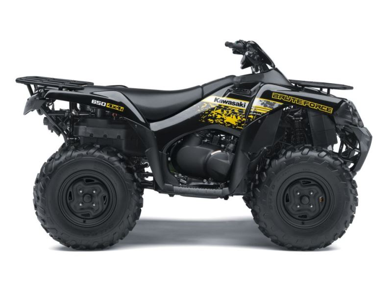 motorcycle photo KAWASAKI - KVF650 4x4i(2017) ATV