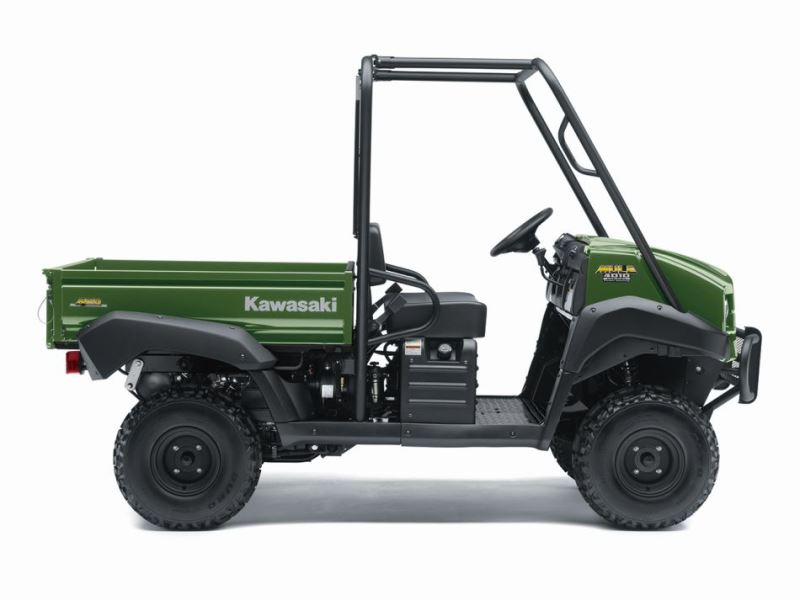 motorcycle photo KAWASAKI - MULE 4010 4x4 Diesel(2017) UTV