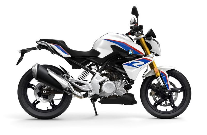 motorcycle photo BMW - G 310 R(2017) STREET