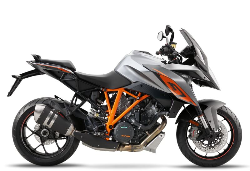 motorcycle photo KTM - 1290 SUPER DUKE GT(2017) SP.TOURING
