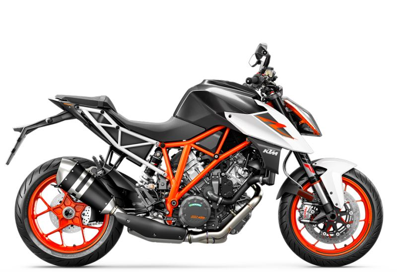 motorcycle photo KTM - 1290 SUPER DUKE R(2017) STREET
