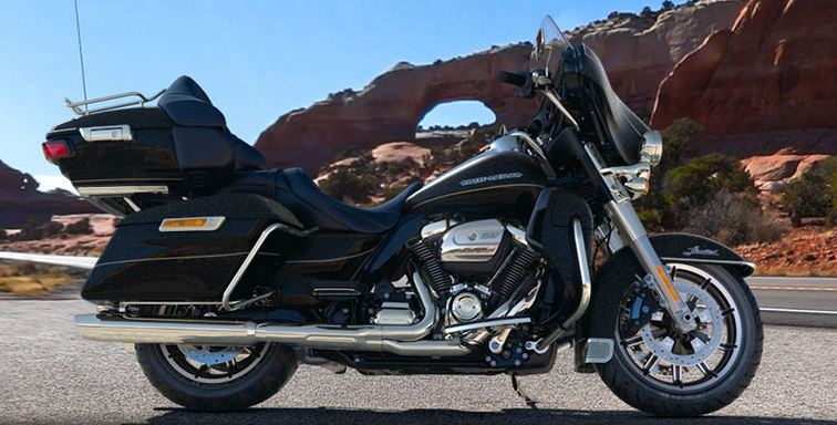 motorcycle photo HARLEY DAVIDSON - Electra Glide Ultra Limited(2017) TOURING