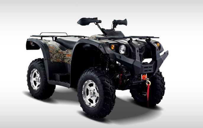 motorcycle photo GTK MOTO - GTK 700 ATV(2017) ATV
