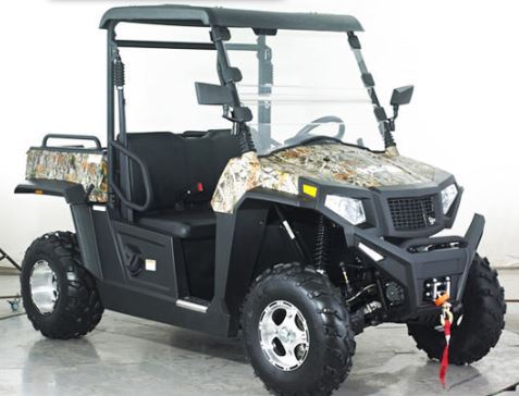 motorcycle photo GTK MOTO - GTK 250 UTV(2017) UTV