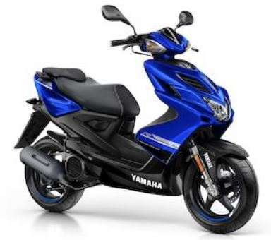 motorcycle photo YAMAHA - AEROX 4(2018) SCOOTER