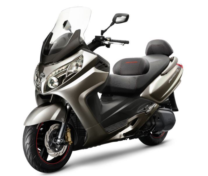motorcycle photo SYM - MAXSYM 600i ABS SPECIAL EDITION(2018) SCOOTER