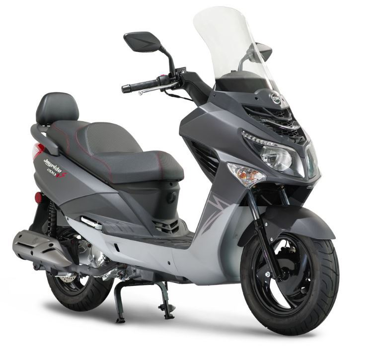 motorcycle photo SYM - JOYRIDE 200i S ABS(2018) SCOOTER