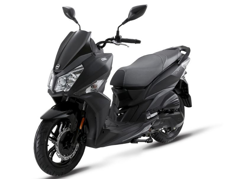 motorcycle photo SYM - JET14 125 LC(2018) SCOOTER