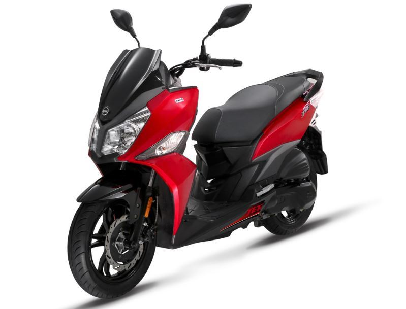 motorcycle photo SYM - JET14 125 AC(2018) SCOOTER
